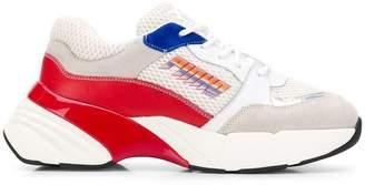 Pinko oversized sole sneakers