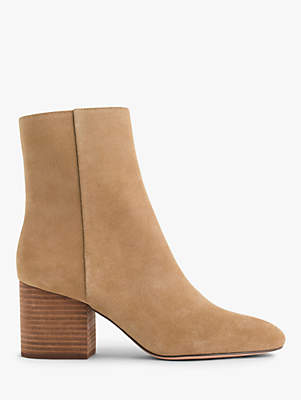 8d5c07a27e0 Stacked Heel Ankle Boots - ShopStyle UK