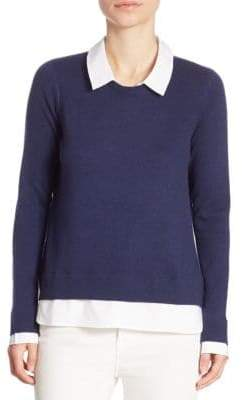Joie Rika Layer-Effect Sweater