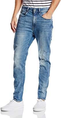 ... G Star G-Star Men s Type C 3d Super Slim Jeans, Blue (Light 29e5a0b17fa9