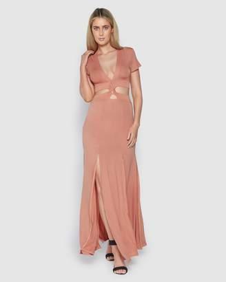 Dahlia Twisted Dress