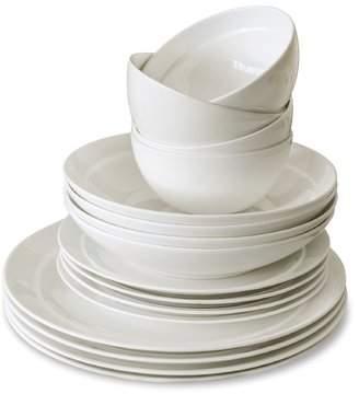 Alcott Hill Hayter 16 Piece Bone China Dinnerware Set, Service for 4