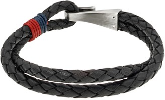 Lynx Stainless Steel Braided Bracelet - Men