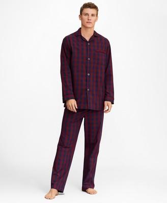 Brooks Brothers Buffalo Check Pajamas