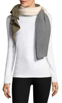 Donni Charm Thermal Quad Colorblock Scarf