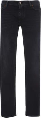 Acne Studios North Mid-Rise Slim-Leg Jeans