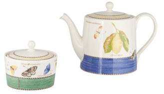 Wedgwood 2-Piece Sarah's Garden Tea Set