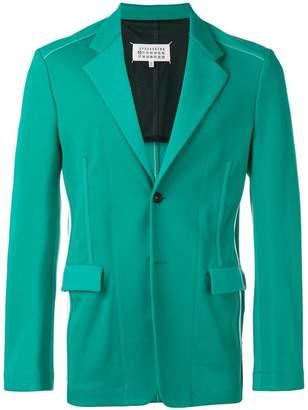 Maison Margiela exposed seam blazer