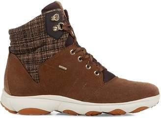Geox Amphibiox Nebula Waterproof 4x4 ABX Sneaker Boots