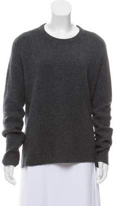 A.L.C. Lace-Accented Merino Wool Sweater