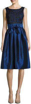 JESSICA HOWARD Jessica Howard Sleeveless Fit & Flare Dress $74.99 thestylecure.com