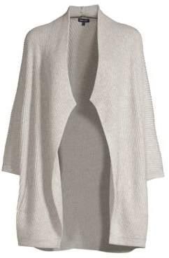 Splendid Heath Rib-Knit Cardigan