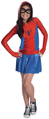 Rubie's Costume Co RUBIE'S COSTUMES Spidergirl Hooded Dress Costume
