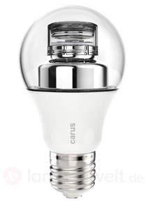 LED-Lampe E27 8,6W, warmweiß, 600 Lumen, dimmbar