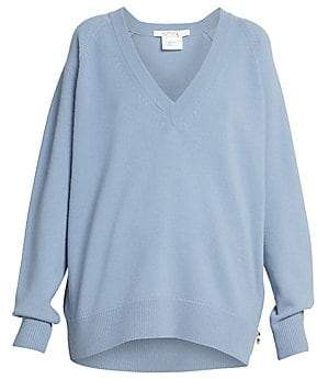 Givenchy Women's Cashmere & Wool V-Neck Sweater