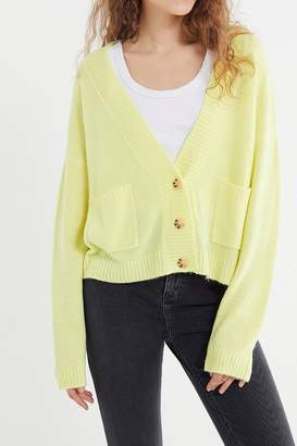 Truly Madly Deeply Alma Button-Front Cardigan