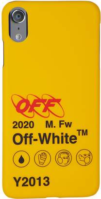 Off-White Off White Industrial Y013 iPhone XS Max Cover