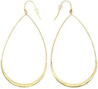 Tai Drop Hoop Earrings