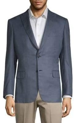 Brioni Classic Silk Jacket
