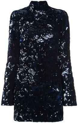 Alexis Rhapsody sequin embellished dress