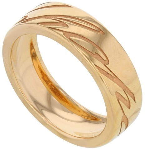 ChopardChopard 18K Rose Gold Chopardissimo Ring Sz 6.5