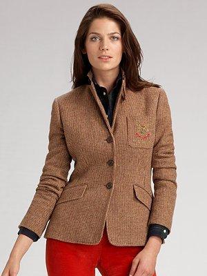 Ralph Lauren Blue Label Lady Riding Jacket