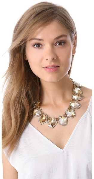 Erickson Beamon Whiter Shade Of Pale Necklace