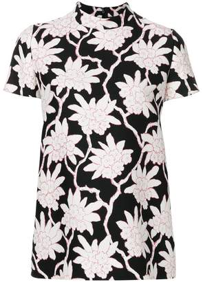 Valentino floral print top