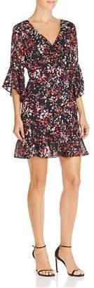 Lucy Paris Floral Print Wrap Dress - 100% Exclusive