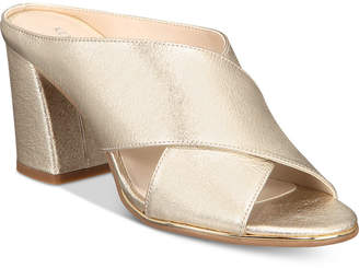 Kenneth Cole New York Lyra Slide Sandals Women's Shoes