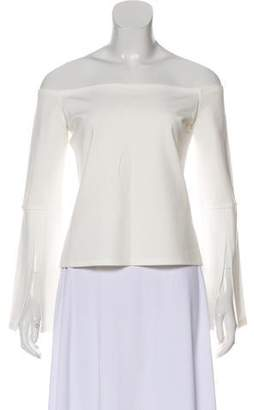 5e112a78506663 Alexis White Off Shoulder Women's Tops - ShopStyle
