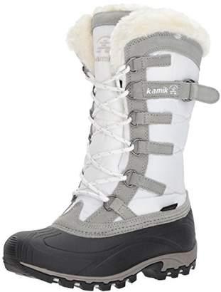 Kamik Women's Snowvalley Winter Snow Boot
