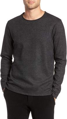 Wings + Horns Crewneck Wool Blend Sweater