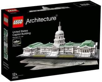 Lego Architecture Unites States Capitol Building