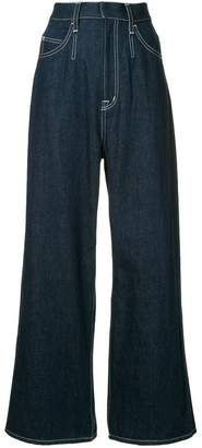G.V.G.V. straight-fit trousers