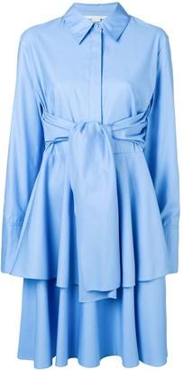 Stella McCartney layered shirt dress