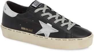 Golden Goose Hi Star Low Top Sneaker