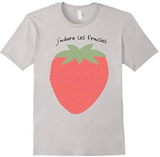 Malibu California Strawberry French J'adore