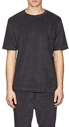 Theory Men's Structure Cotton Terry T-Shirt