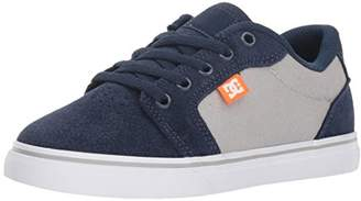 DC Youth Anvil Skate Shoe (Little Big Kid)