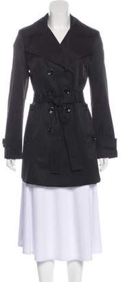 Calvin Klein Long Sleeve Short Coat