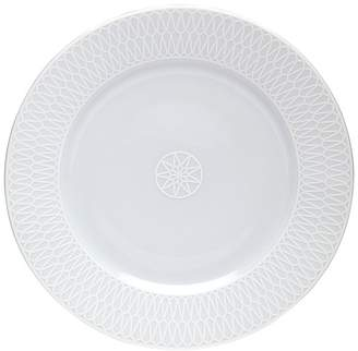 Bloomingdale's Royal Limoges White Star Dessert Plate