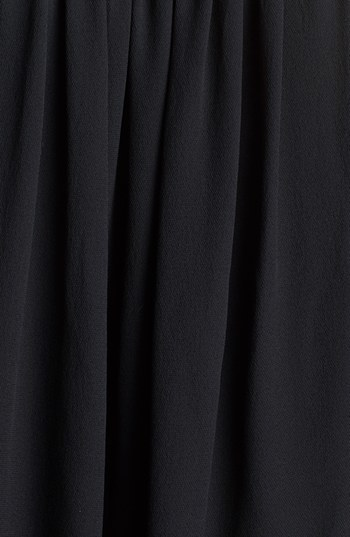 Robert Rodriguez Studded Collar Silk Top