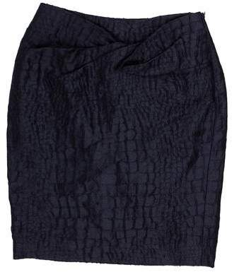 3.1 Phillip Lim Mini Textured Skirt