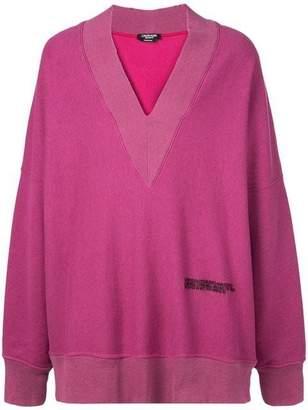 Calvin Klein Oversize v-neck sweater
