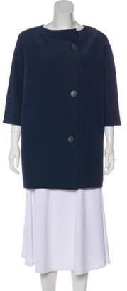 Balenciaga Wool Short Coat