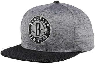 Mitchell & Ness Brooklyn Nets Space Knit Snapback Cap