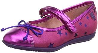 Agatha Ruiz De La Prada Girls' 171955B Ballet Flats,10 Child UK 28 EU