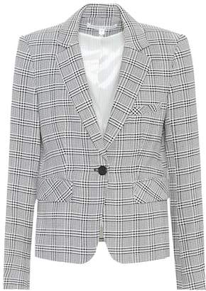 Veronica Beard Leo long-sleeved schoolboy jacket