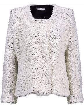 IRO Wool And Cotton-Blend Bouclé Jacket
